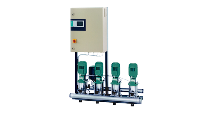 COR-MVI供水机组