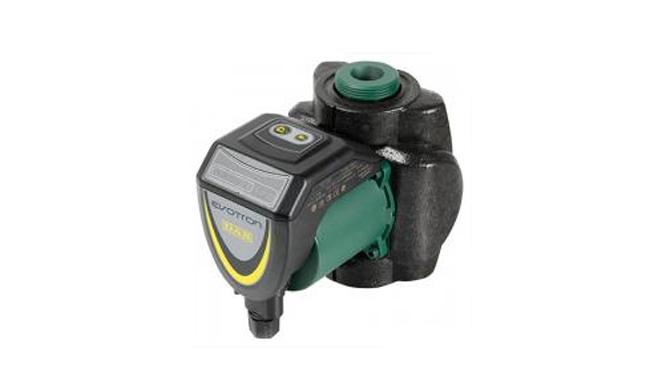 湿转子电子控制循环泵EVOTRON